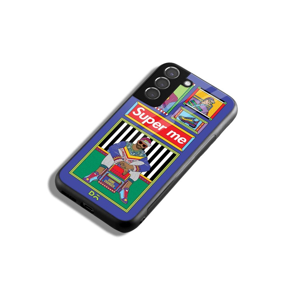 Super Gamechanger case cover for Samsung Galaxy S21 | S21 Plus . Best cases at KlippiK Online Shopping Kuwait UAE Saudi