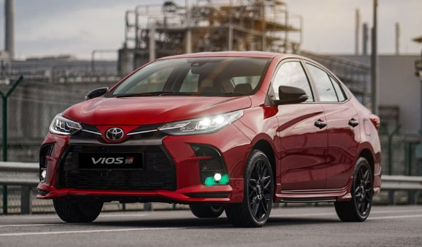 Toyota Vios GR Sport - Not just the looks