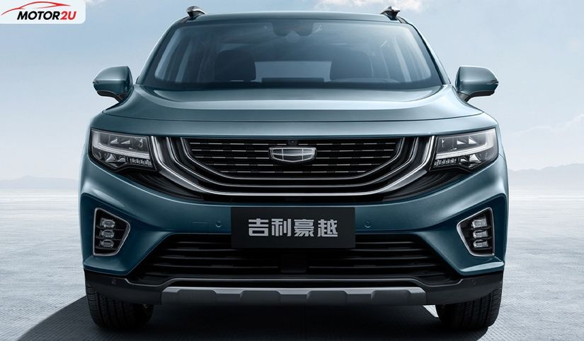 Proton X50 X70 and now a X90?