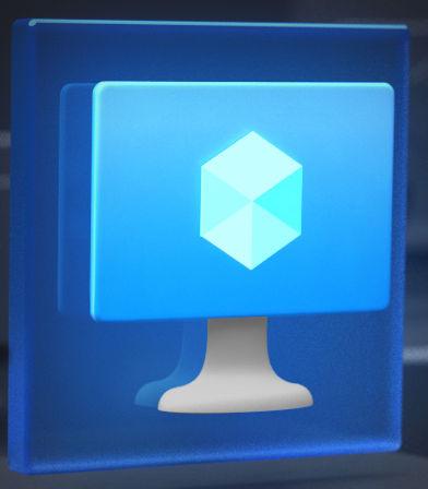 Logo Virtual Machines Azure