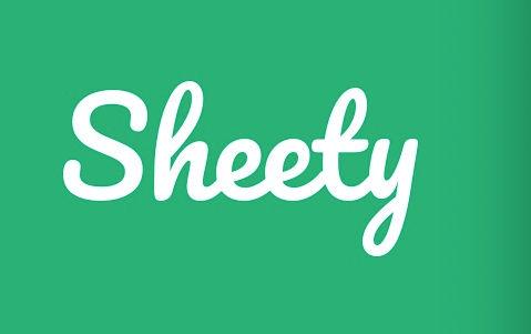 Logo Sheety