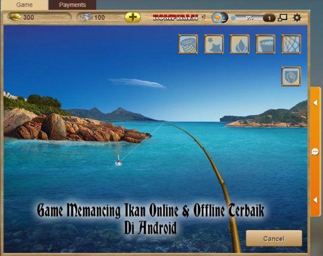 10 Game Memancing Ikan Online & Offline Terbaik Di Android