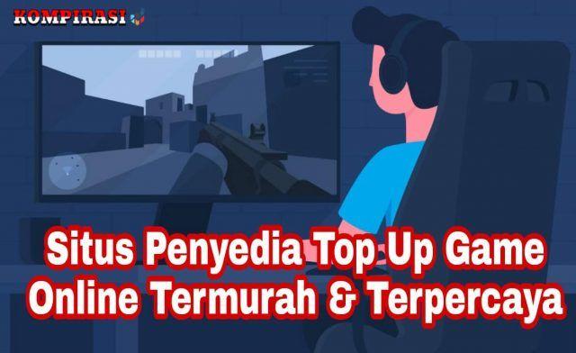 8 Situs Penyedia Top Up Game Online Termurah & Terpercaya