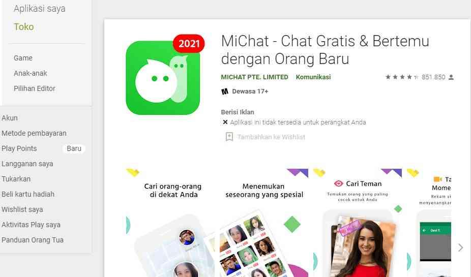 MiChat – Kompirasi.com