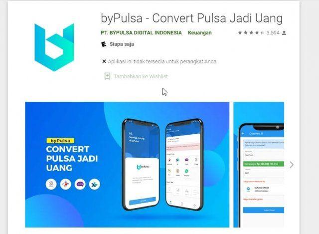 10 Aplikasi Convert Pulsa Jadi Uang Terbaru Di Android
