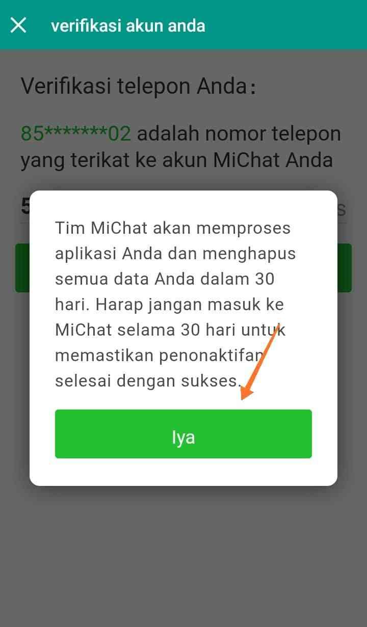 proses penghapusan akun – Kompirasi.com