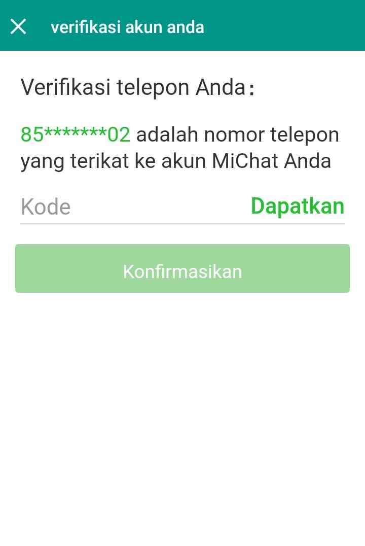 verifikasi akun anda – Kompirasi.com