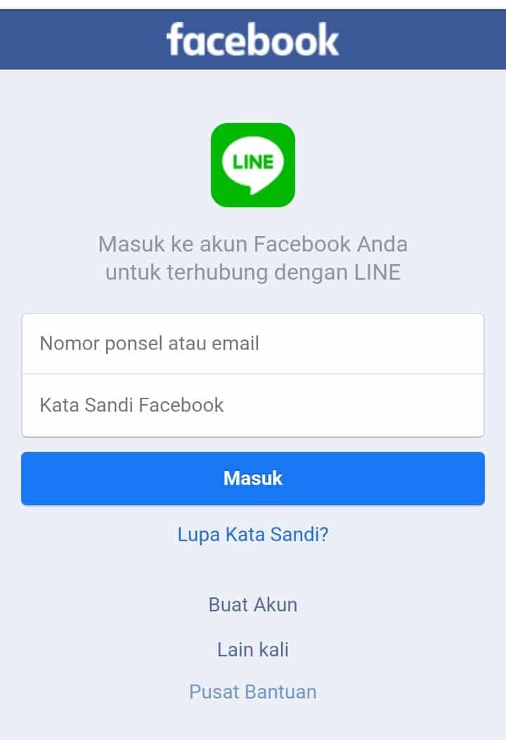 Masuk Ke Akun Facebook Kamu