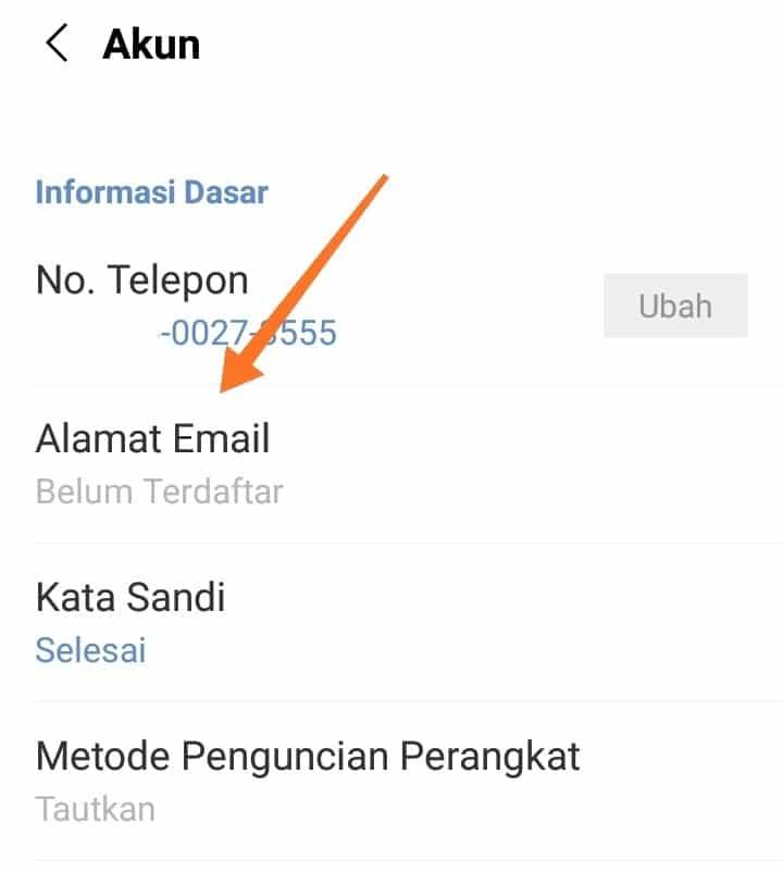 akun dan alamat email – Kompirasi.com
