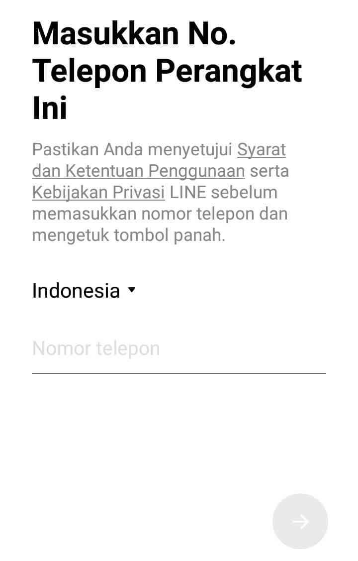 nomor hp line – Kompirasi.com