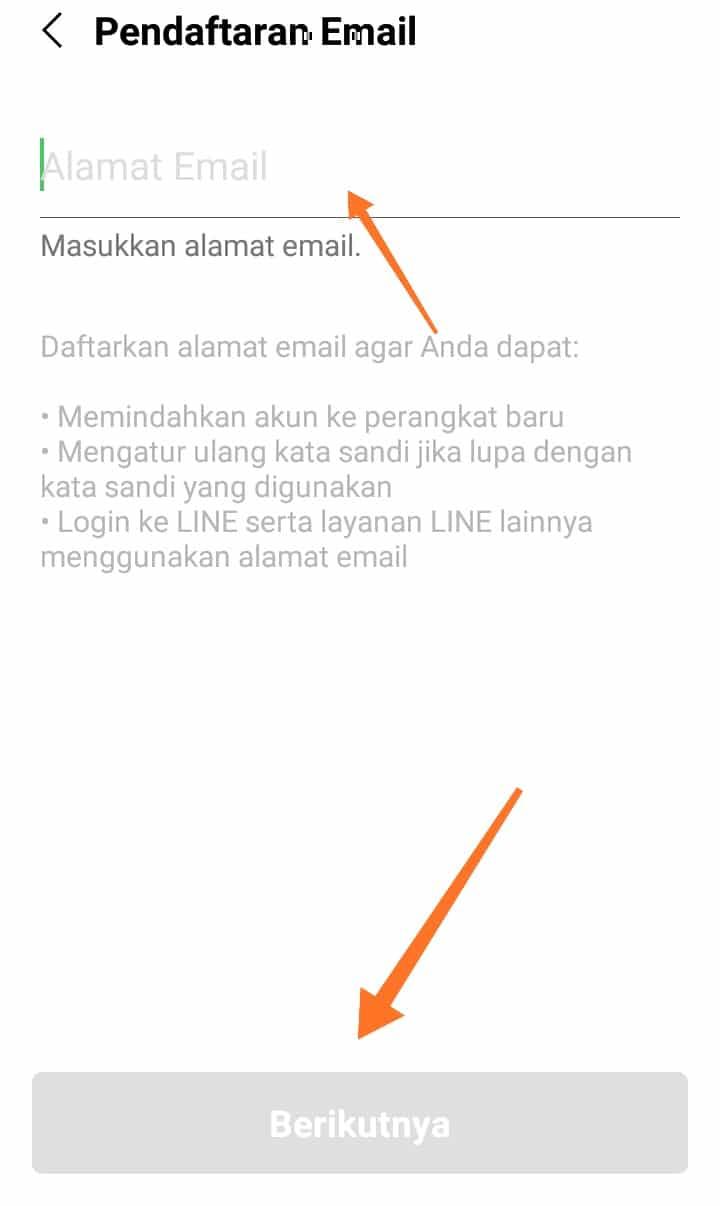 pendaftaran email – Kompirasi.com