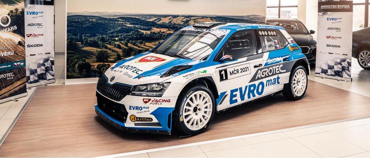 AGROTEC ŠKODA Rally Team