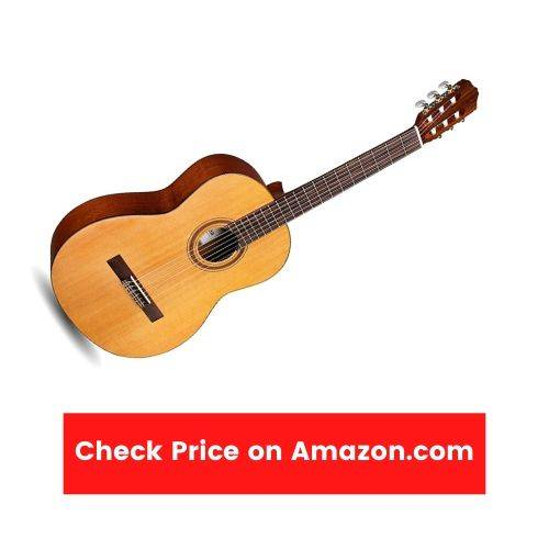 6 Best Wide Neck Acoustic Guitar - Beginner Friendly and Cheap (Updated 2020) - Cordoba C3M Classical Guitar