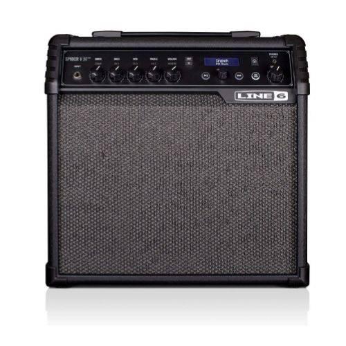 6 Best Amps for Metal under $200 (2020) - Line 6 Spider V 30 MKII