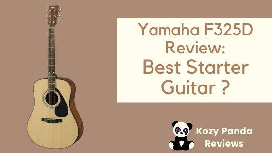 Yamaha F325D Review: Best for Beginners? - Yamaha F325D Review 1