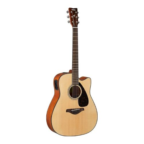 Yamaha FGX800C - The Best cutaway acoustic guitar