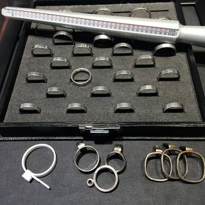 billede af Hvordan måler man ringstørrelse