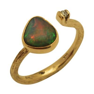 billede af Opal sten
