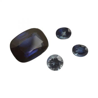billede af Safir sten