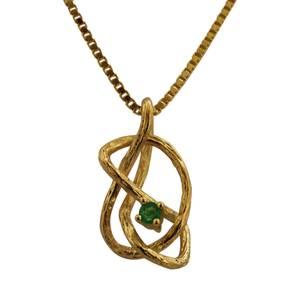 Tråd med smaragd