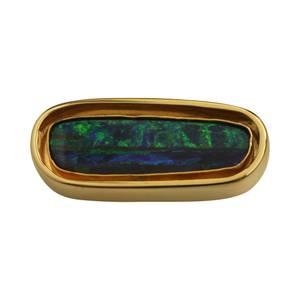 Opal broche