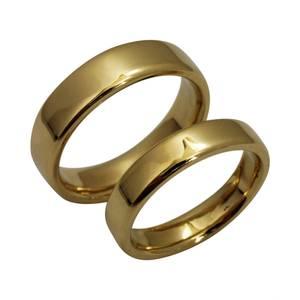 glatte ringe i 2 breder