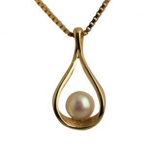 Dråbe med perle