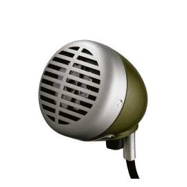 Shure 520DX Microphone for Harmonica