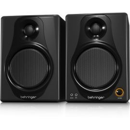 "Behringer Media 40USB 4"" Powered Studio Monitors with USB"