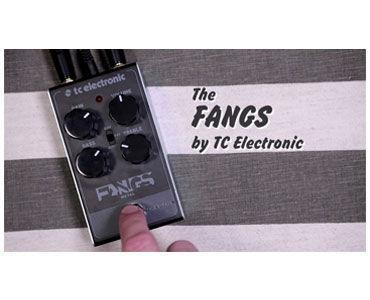 TC electronic Fangs demonstration in Arabic