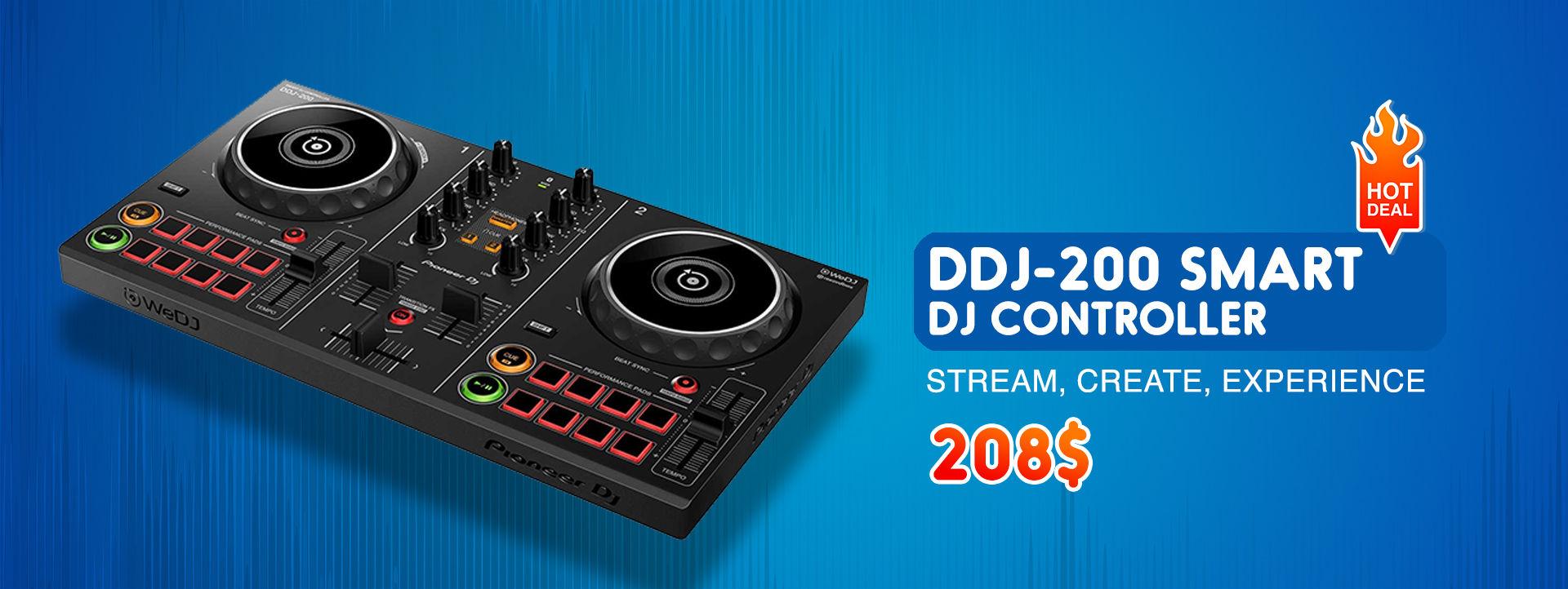Smart-DJ-Controller-Dawzin