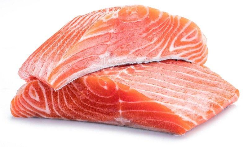 Jenis ikan yang baik untuk kucing adalah salmon