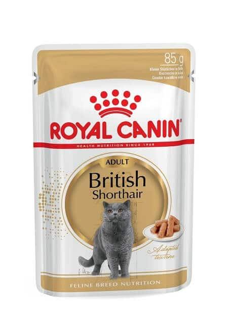 Makanan Kucing Royal Canin British Shorthair