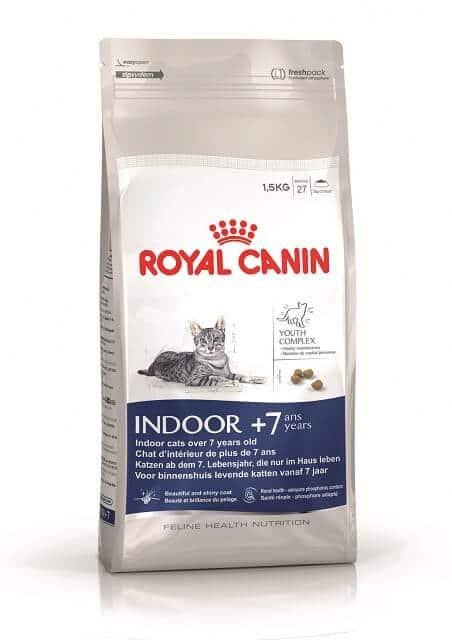 Makanan Kucing Royal Canin Indoor 7+