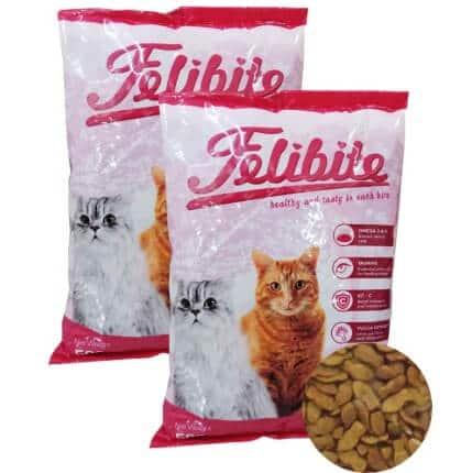 Makanan kucing Felibite