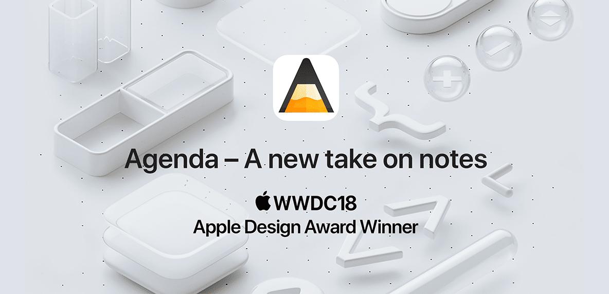 WWDC18 Apple Design Winner