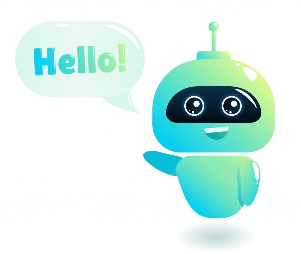 Chatbot vector illustration