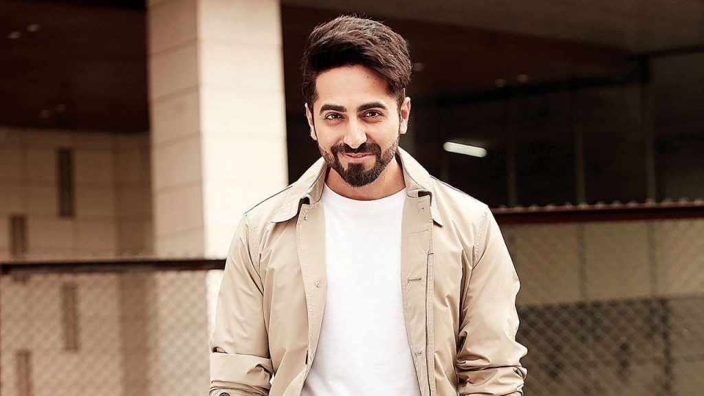 Ayushmann Khurrana, the Middle of the Road star