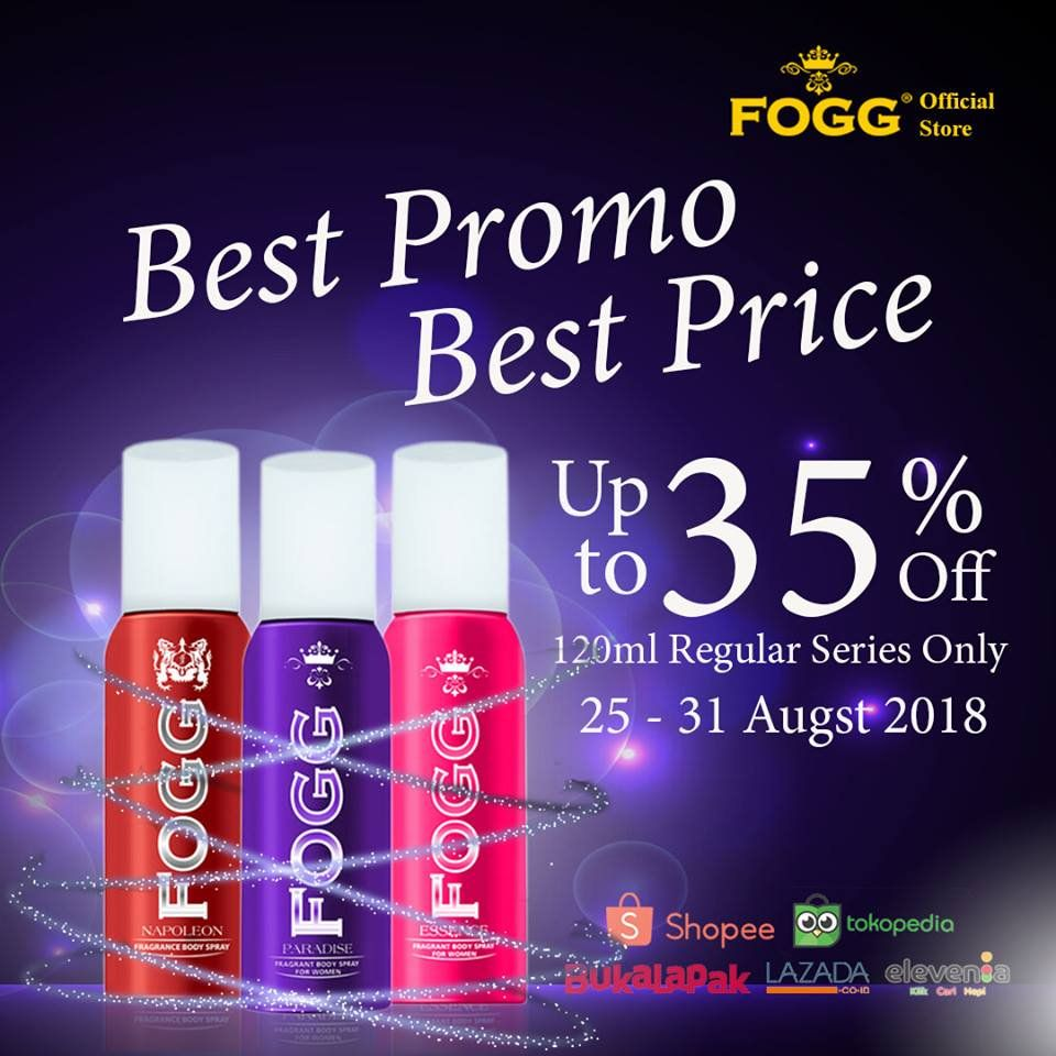 Fogg Promotional poster