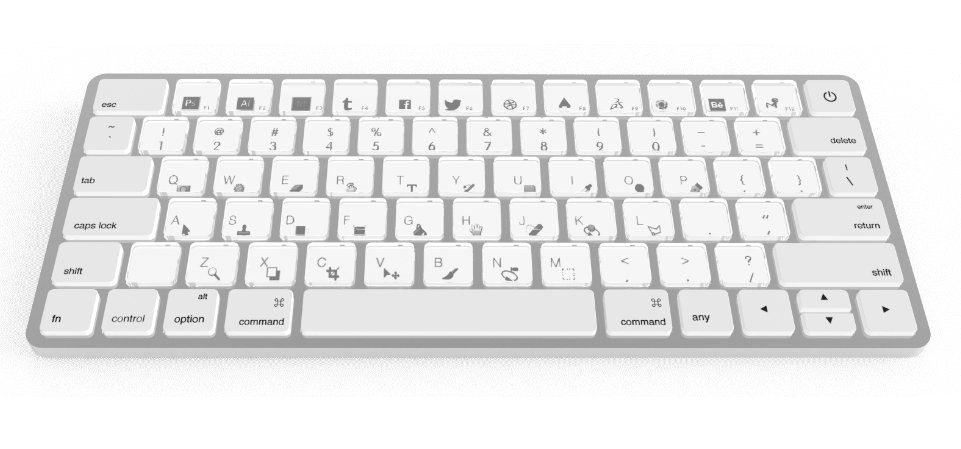 Sonder introduces the keyboard with virtual, not printed keys