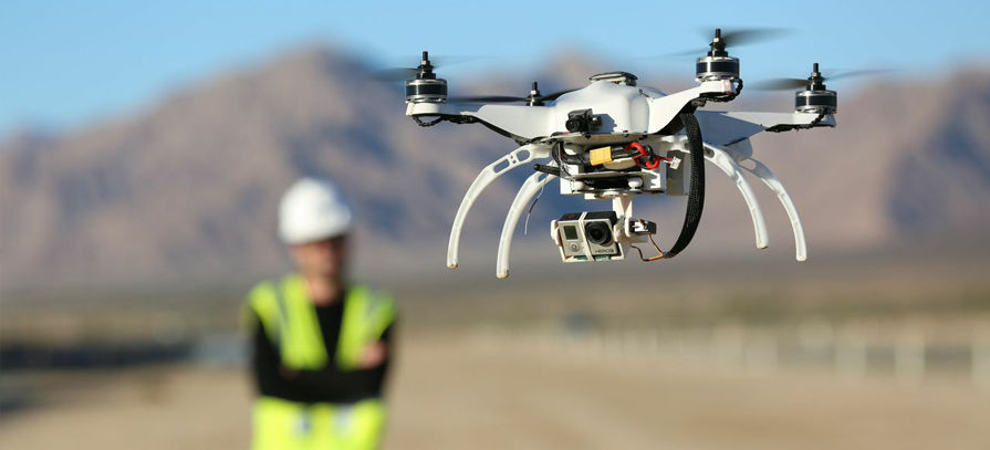 Drones in construction Are they worth it