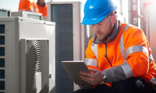 HVAC maintenance jobs