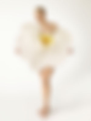 Girl-holding-single-large-white-orchid