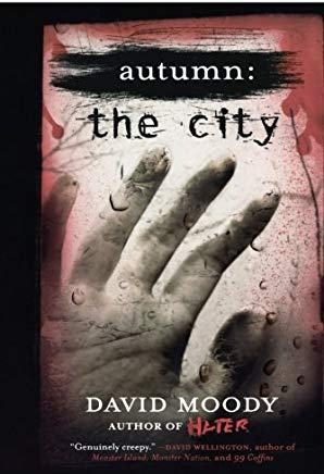 Autumn: The City-book cover