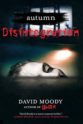 Autumn: Disintegration-book cover