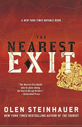 The Nearest Exit-book cover