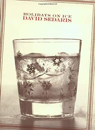 Holidays on Ice-book cover