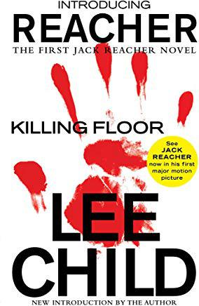 Killing Floor-book cover