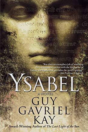 Ysabel-book cover