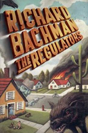The Regulators-book cover